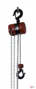 Ręczne wciągniki łańcuchowe