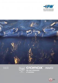 Cromox Nautic –  Łańcuchy kotwiczne i akcesoria